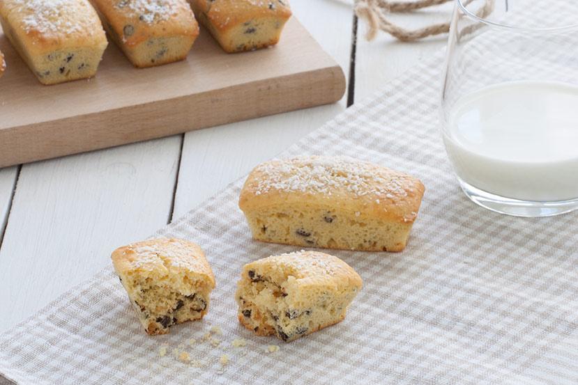 Plumcake cocco e cioccolato Torta o Ragione