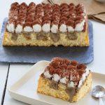 Poke cake al cappuccino a.k.a. Capokeccino | tortaoragione.it