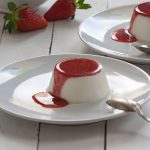 Panna cotta low carb alle fragole | tortaoragione.it