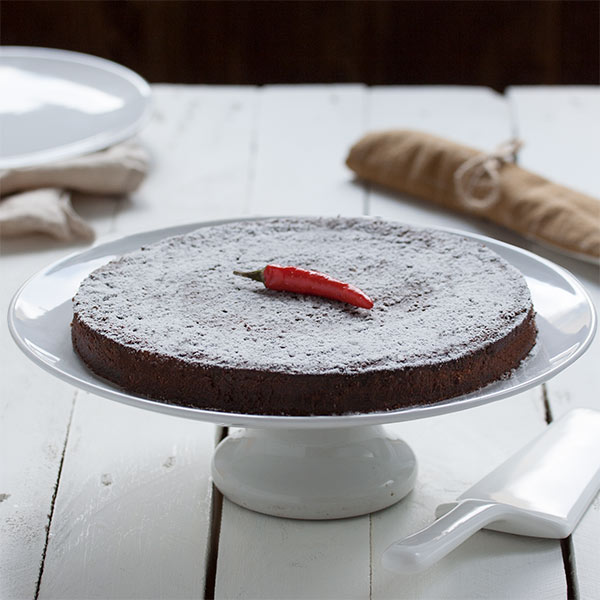 Torta cioccolato e peperoncino | tortaoragione.it