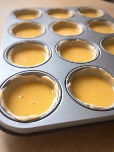 Pasteis de nata | tortaoragione.it