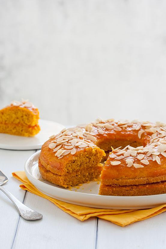 Ciambella di Carote senza glutine | tortaoragione.it