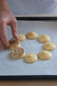 Pecan nuts Paris-Brest | tortaoragione.it