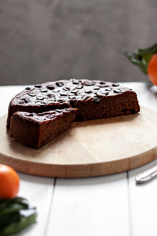 Orange Cake al cioccolato | tortaoragione.it