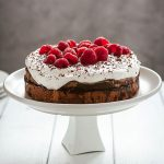 Torta cacao e lampone   tortaoragione.it