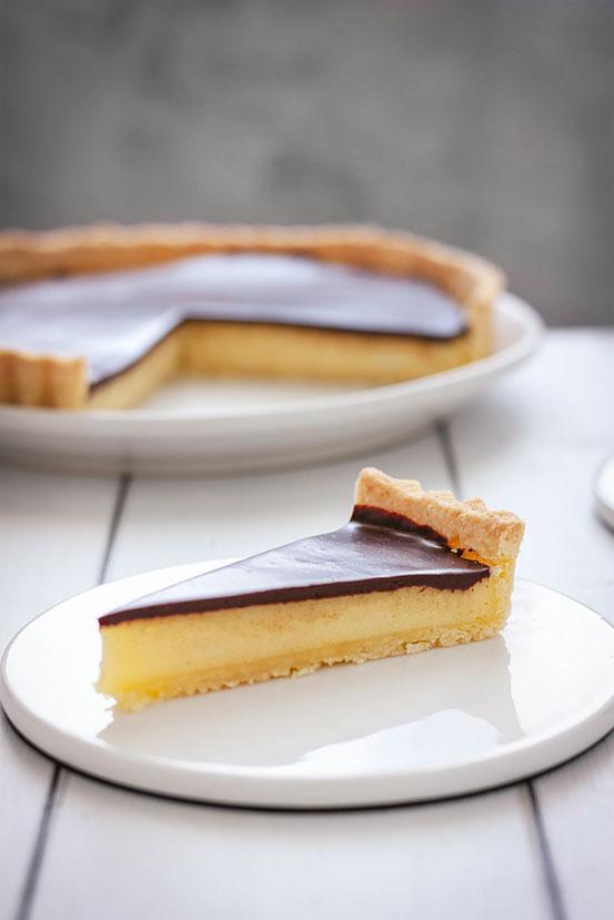 Torta di semolino fiorentina - tortaoragione.it