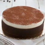 Torta Tiramisu senza uova Torta o Ragione